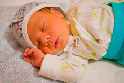 zeltuxa u novorojdennix